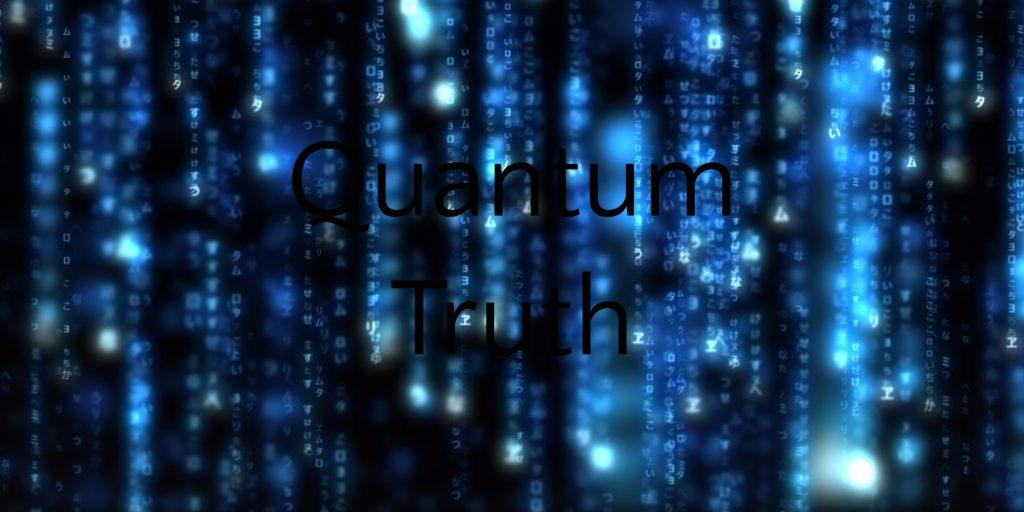 quantum truth